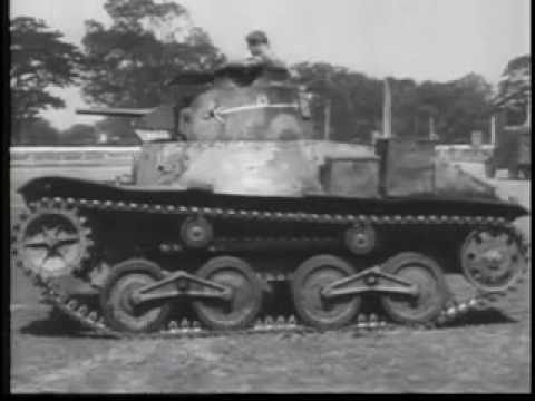 How the US Army taught defeating Japanese tanks