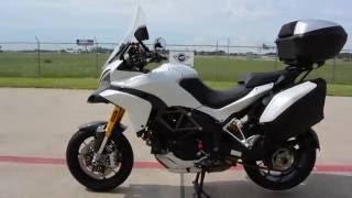 7. For Sale $11,499: 2011 Ducati Multistrada 1200 S 1,700 Miles