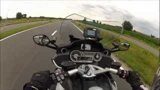 9. bmw k 1600 gt acceleration 0 to 200 km/h stock exhaust sound sample