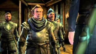 Game of Thrones: A Telltale Games Series – Episode 1, 'Iron from Ice' | Launch trailer