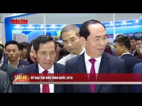 Bế mạc Hội báo toàn quốc 2018