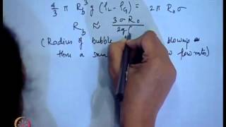 Mod-13 Lec-26 Analysis Of Specific Flow Regimes