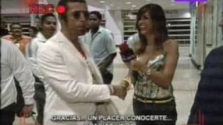 Oasis en Venezuela (2009)    Llegada de Liam Gallagher a Maiquetia (Televen - 28/04/2009)