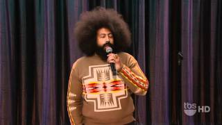 Squirrel Joke Reggie Watts