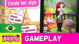 Minha Talking Angela - Tutorial