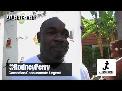 Comedian Rodney Perry on LeBron Winning Ring & Silencing Haters