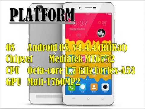 Vivo X5Max Platinum Edition Specs