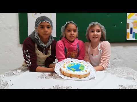 Un pastel solidario