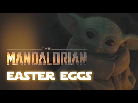 "The Mandalorian Season 2 Episode 5 Easter Eggs, References, Cameos, and Best Moments - ""The Jedi"""