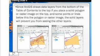 Introduction to ArcMap Lecture- ArcGIS Version 10 Demo - GT-101 - Washington College