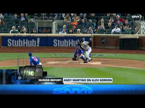 Video: MLB Rumor Report: Alex Gordon & Pablo Sandoval