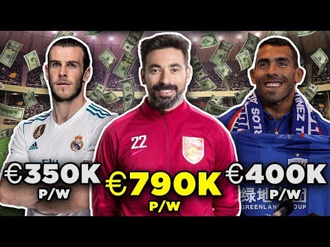 Video: The Most OVERPAID Footballer Ever Is… | #SundayVibes