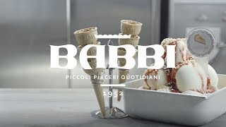 Video Tutorial - Helado Cheesecake Babbi