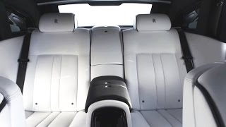 2015 Rolls-Royce Phantom's striking and modern front best encapsulates the essence of changes that lie beneath: - A modern front face, featuring rectangular ...