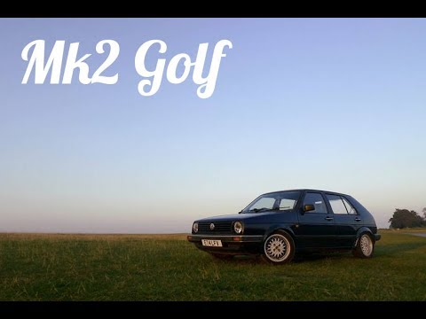 Mk2 Golf Project Car