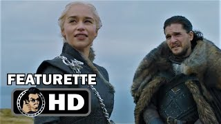 """GAME OF THRONES Official Featurette """"A Tender Moment"""" (HD) Emilia Clarke, Kit Harrington HBO Series SUBSCRIBE for more..."""