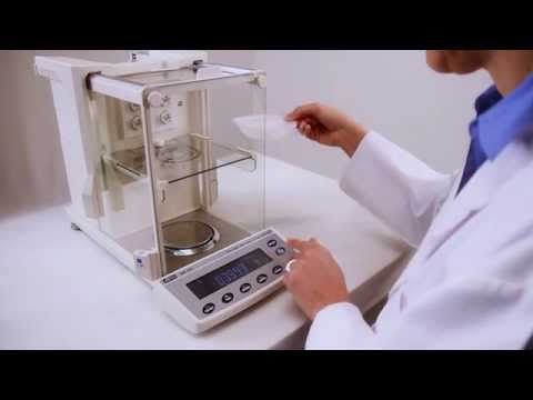 ION Series Microbalances & Analytical Balances (BM family)