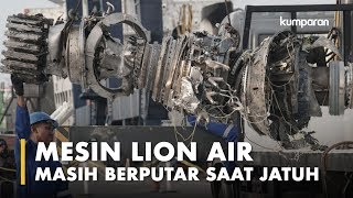 Video Pesawat Lion Air JT 610 Pecah Saat Sentuh Air MP3, 3GP, MP4, WEBM, AVI, FLV Maret 2019