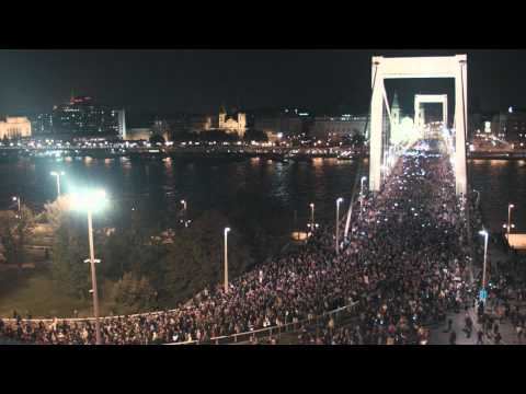 az - Ha tetszett a videó csatlakozz facebook oldalunkhoz: https://www.facebook.com/magyarinfo 100 thousand protesters took to the streets of Budapest, Hungary in the second protest against a planned...
