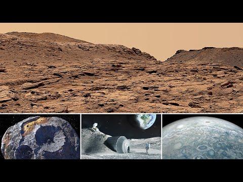 Noticias de Marte y el Sistema Solar - 29 de Noviembre 2020