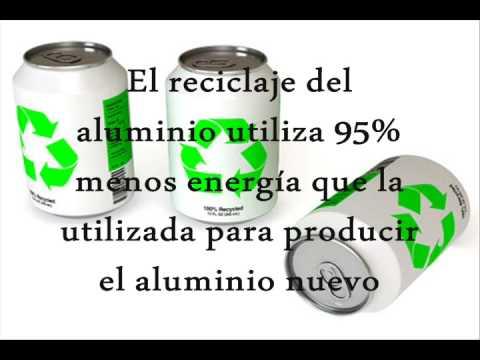reciclar materiales