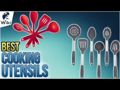 10 Best Cooking Utensils 2018