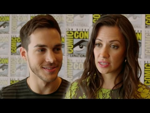 Containment Cast Teases Season 1 Drama & Show Romances - Comic Con 2015