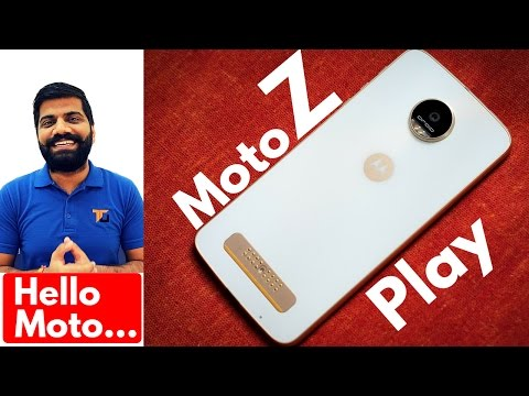 Moto Z Play India | Modular Mid-ranger? My Opinions