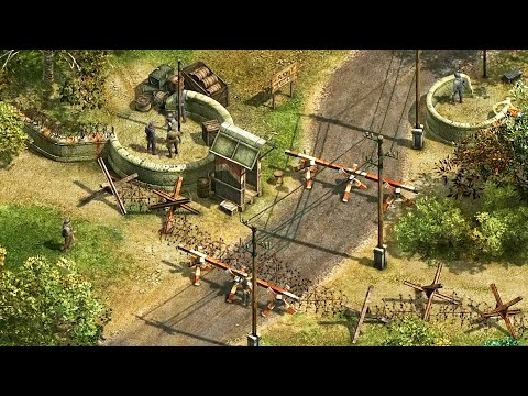 NEW - Commandos 2  HD Remake - Classic WWII RTS Gaming is BACK!
