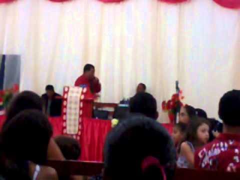 Pastor Evandro grande homem de Deus em Lambari