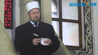 Si të sillemi në varreza - Hoxhë Musli Arifaj