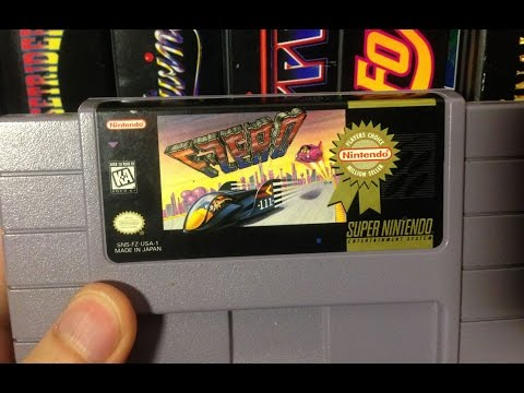 f-zero super nintendo 2 player