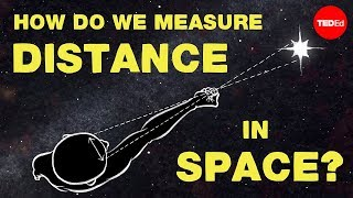 How do we measure distance in space?