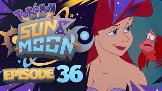 Pokémon Sun & Moon Let's Play w/ TheKingNappy! - Ep 36 UNDER THE SEA by King Nappy