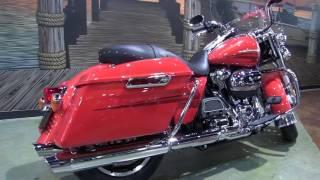 6. 2017~2018 Harley Davidson Road King for  sale new color