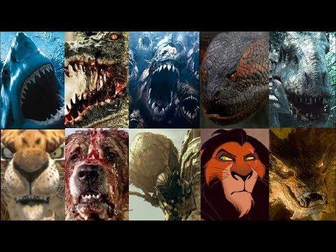 Defeats Of My Favorite Animals Killers Villains