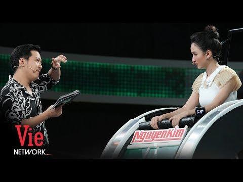 Trường Giang Tuột Cảm Xúc Khi Hà Thu Nói MÌnh Mặt Xệ Trong Nhanh Như Chớp | Vietalents Official - Thời lượng: 9 phút.