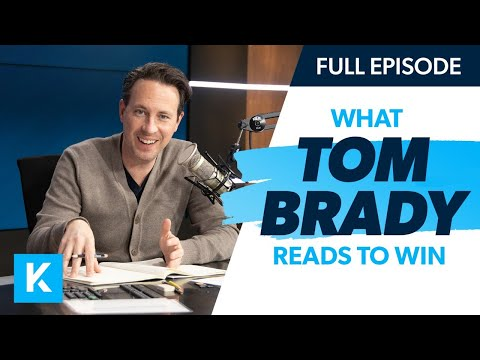 Tom Brady Reveals What He Reads To Succeed!