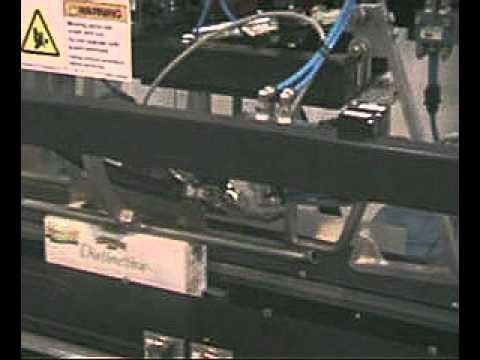 TBS-100 FC XL HM LD Below Minimum Width Case Sealer