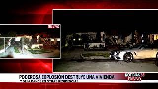 Explosión en Claremont-Noticias 62 - Thumbnail