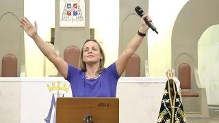 """""""Nossa Senhora e o Espírito Santo"""" – Juliane Morigi"""