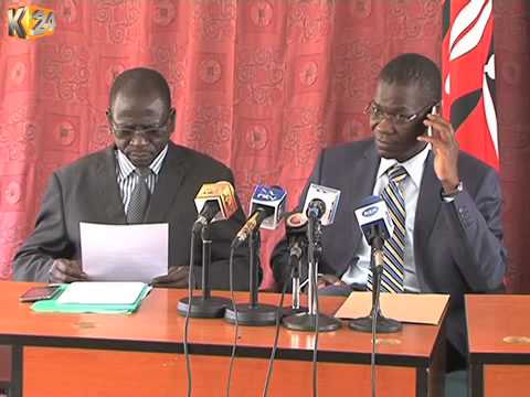 N.A Speaker allows censure motion against CS Kaimenyi
