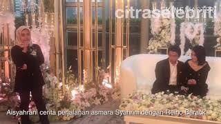 Video Aisyahrani ungkap Perjalanan Asmara Syahrini dan Reino Barack sebelum menikah MP3, 3GP, MP4, WEBM, AVI, FLV Mei 2019