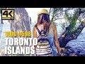 🏝TORONTO ISLANDS: Dia Épico nas Ilhas de Toronto 🏝    O que fazer em Toronto   DAILY VLOG #598