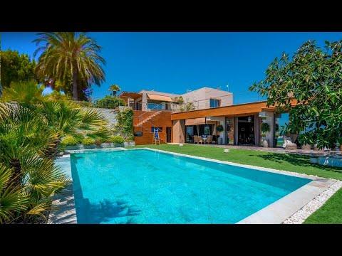Элитная вилла на 1 линии моря на Коста Бланке/Эксклюзивный дом в Испании/Дом Люкс и Премиум класса