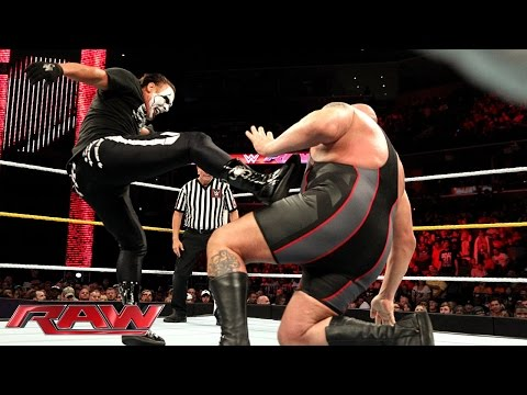 Download Sting vs. Big Show: Raw, Sept. 14, 2015 HD Mp4 3GP Video and MP3