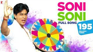 Soni Soni - Full Holi Song - Mohabbatein