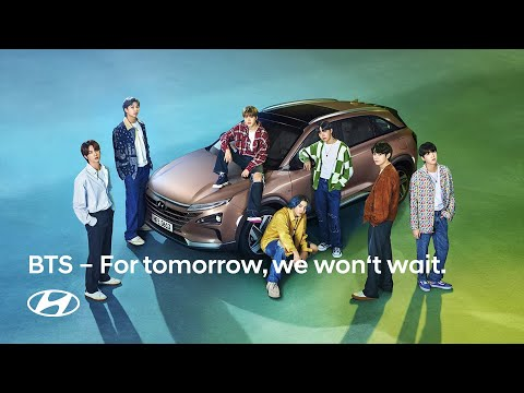 (Video) Hyundai Motor and BTS Jointly Celebrate Earth Day  with New Hydrogen Campaign Film