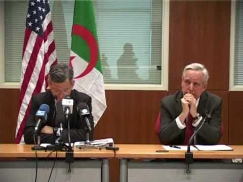 Groupe de contact bilatéral algéro-US contre le terrorisme créé ( Part:1)