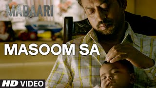 Nonton Masoom Sa Video Song   Madaari   Irrfan Khan  Jimmy Shergill   T Series Film Subtitle Indonesia Streaming Movie Download